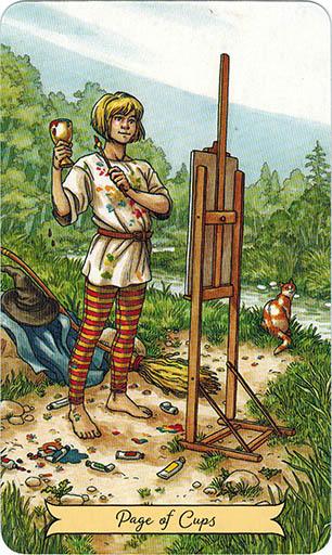 Everyday Witch Tarot - Sách Hướng Dẫn 47