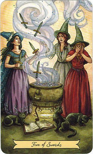 Everyday Witch Tarot - Sách Hướng Dẫn 55
