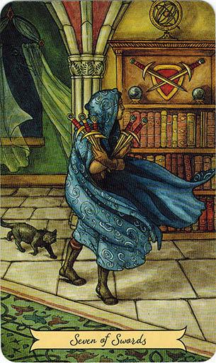 Everyday Witch Tarot - Sách Hướng Dẫn 57
