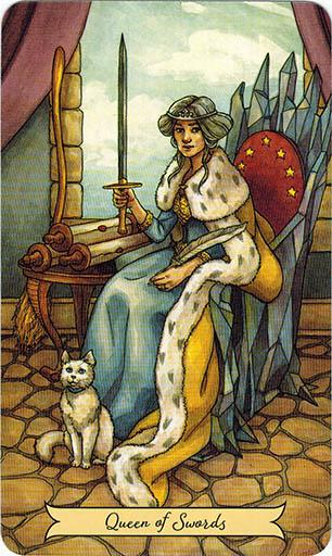 Everyday Witch Tarot - Sách Hướng Dẫn 63