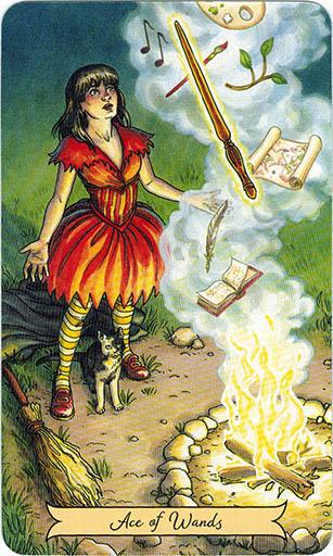 Everyday Witch Tarot - Sách Hướng Dẫn 23