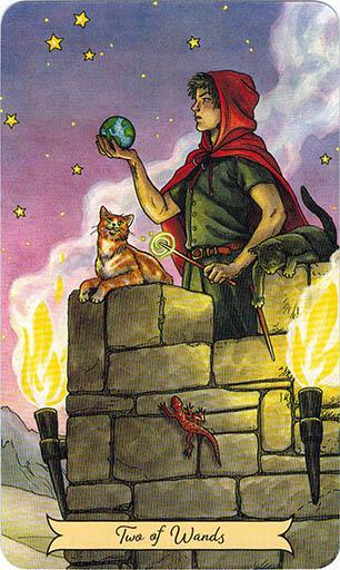 Everyday Witch Tarot - Sách Hướng Dẫn 24