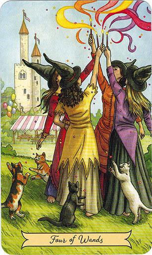 Everyday Witch Tarot - Sách Hướng Dẫn 26
