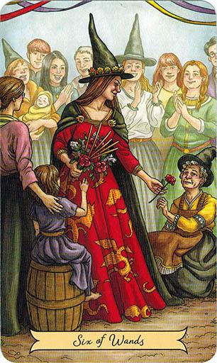 Everyday Witch Tarot - Sách Hướng Dẫn 28