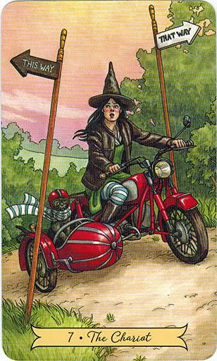 Everyday Witch Tarot - Sách Hướng Dẫn 8
