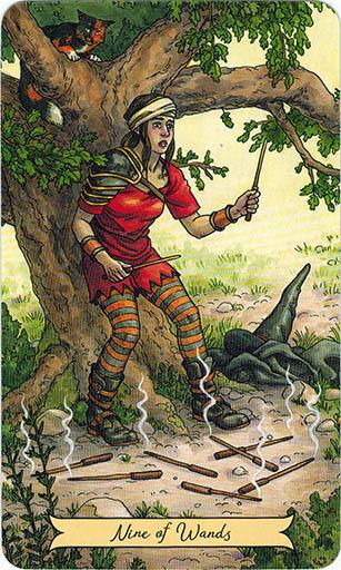 Everyday Witch Tarot - Sách Hướng Dẫn 31