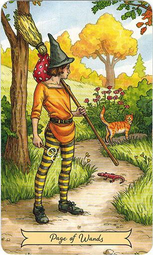 Everyday Witch Tarot - Sách Hướng Dẫn 33