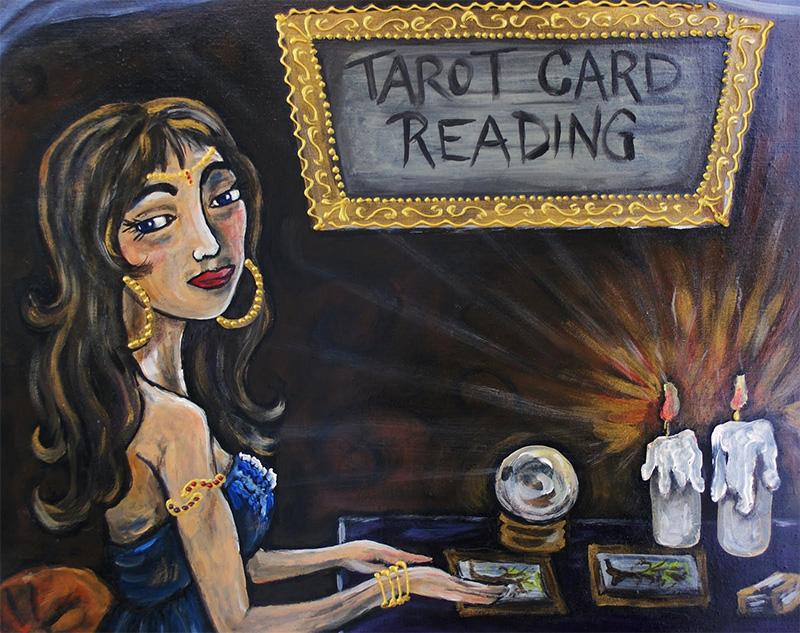 Tôi Cần Làm Gì Để Bắt Đầu Công Việc Giải Bài Tarot Chuyên Nghiệp 2