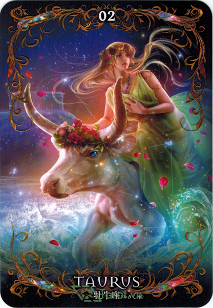 Astrology Oracle Cards - Sách Hướng Dẫn 2