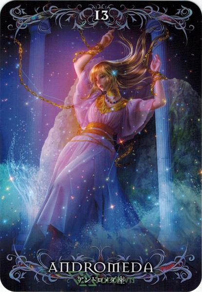 Astrology Oracle Cards - Sách Hướng Dẫn 13