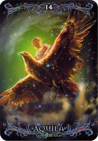 Astrology Oracle Cards - Sách Hướng Dẫn 14