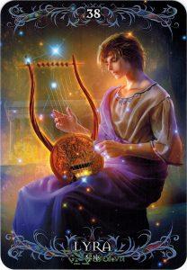 Astrology Oracle Cards - Sách Hướng Dẫn 38