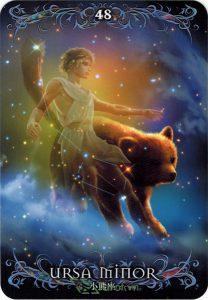 Astrology Oracle Cards - Sách Hướng Dẫn 48