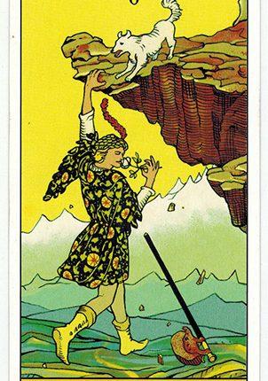 Lá The Fool – After Tarot