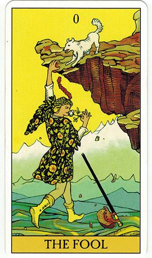 Ý nghĩa lá The Fool trong bộ bài After Tarot