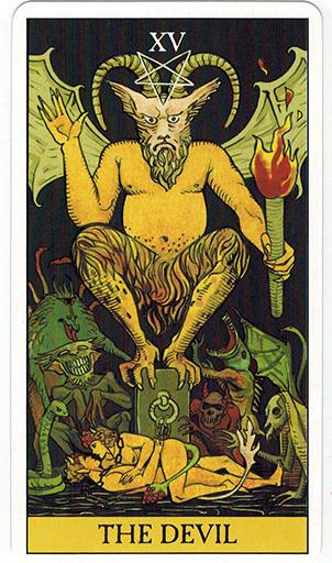 Ý nghĩa lá The Devil trong bộ bài After Tarot