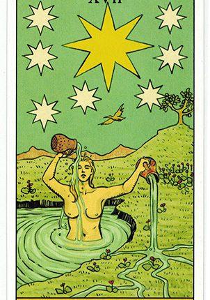 Lá The Star – After Tarot