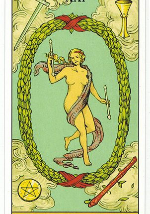 Lá The World – After Tarot