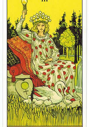 Lá The Empress – After Tarot