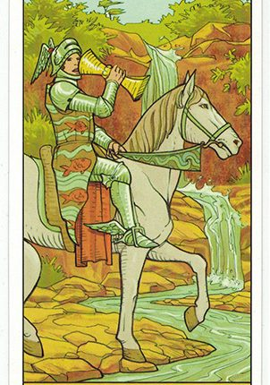 Lá Knight of Cups – After Tarot