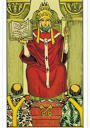 Lá The Hierophant – After Tarot