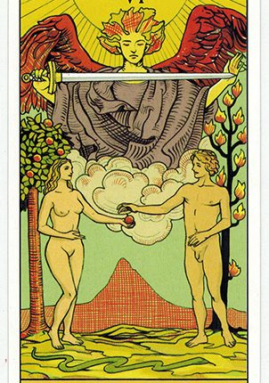 Lá The Lovers – After Tarot