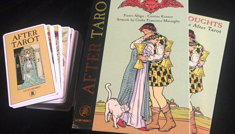 After Tarot – Sách Hướng Dẫn