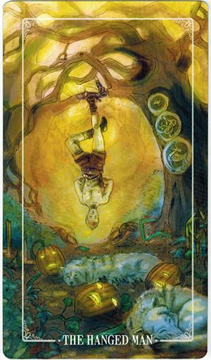 Ostara Tarot - Sách Hướng Dẫn 13
