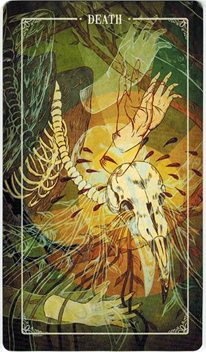 Ostara Tarot - Sách Hướng Dẫn 14