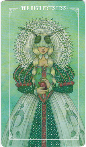 Ostara Tarot - Sách Hướng Dẫn 3