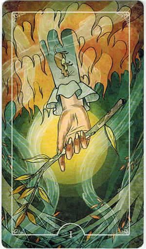 Ostara Tarot - Sách Hướng Dẫn 23