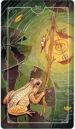 Ostara Tarot - Sách Hướng Dẫn 25