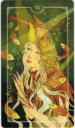 Ostara Tarot - Sách Hướng Dẫn 28