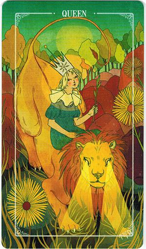 Ostara Tarot - Sách Hướng Dẫn 35