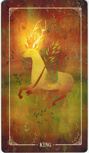Ostara Tarot - Sách Hướng Dẫn 36