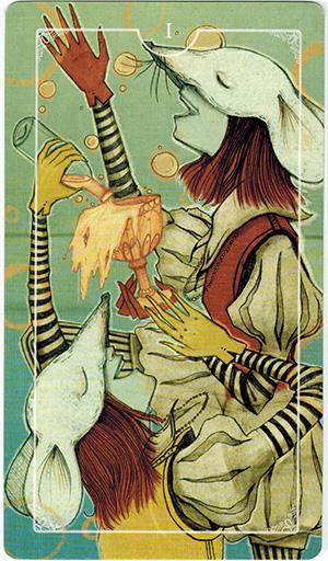 Ostara Tarot - Sách Hướng Dẫn 37
