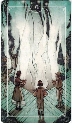 Ostara Tarot - Sách Hướng Dẫn 42