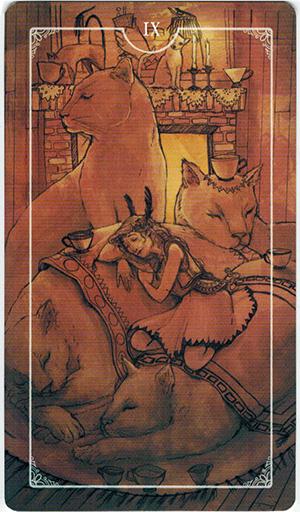 Ostara Tarot - Sách Hướng Dẫn 45