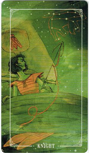 Ostara Tarot - Sách Hướng Dẫn 48