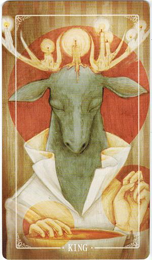 Ostara Tarot - Sách Hướng Dẫn 50