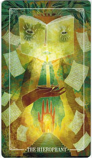 Ostara Tarot - Sách Hướng Dẫn 6
