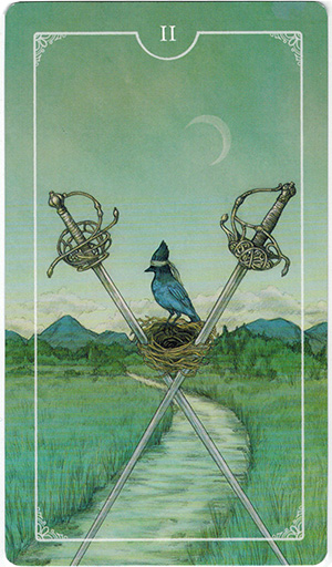 Ostara Tarot - Sách Hướng Dẫn 52