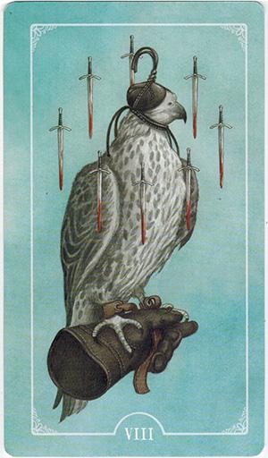 Ostara Tarot - Sách Hướng Dẫn 58