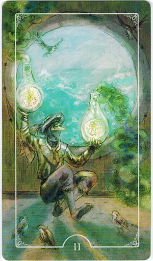 Ostara Tarot - Sách Hướng Dẫn 66