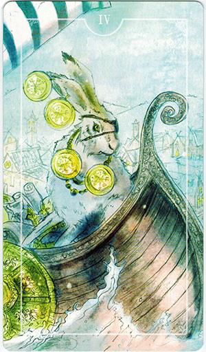 Ostara Tarot - Sách Hướng Dẫn 68