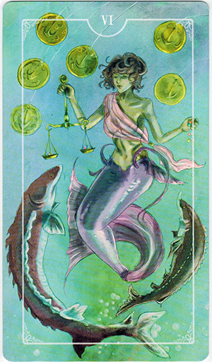 Ostara Tarot - Sách Hướng Dẫn 70