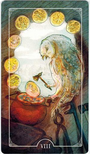 Ostara Tarot - Sách Hướng Dẫn 72