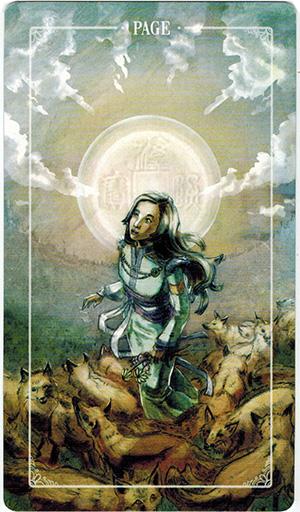 Ostara Tarot - Sách Hướng Dẫn 75