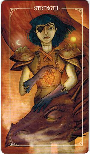 Ostara Tarot - Sách Hướng Dẫn 12