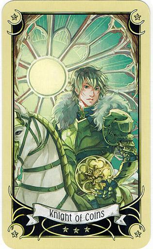 Mystical Manga Tarot - Sách Hướng Dẫn 76